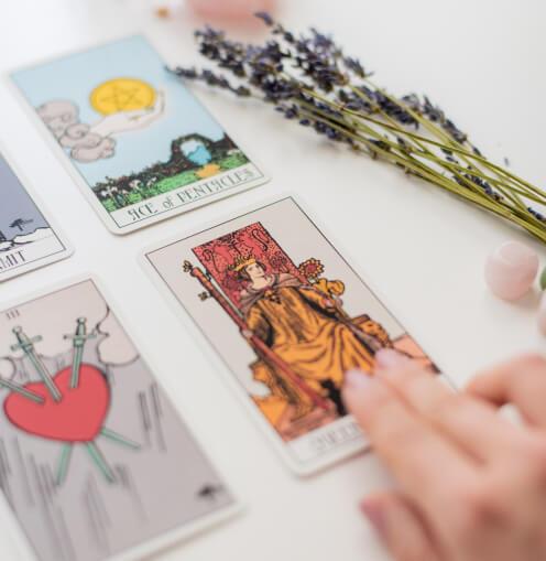lectura tarot online